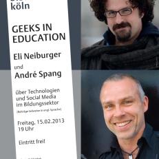 Geeks in Education