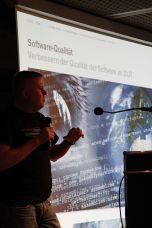 Aufgaben der Softwareentwickler beim DLR