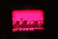 Blick in den Virtual Boy