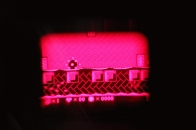 Blick in den Virtual Boy