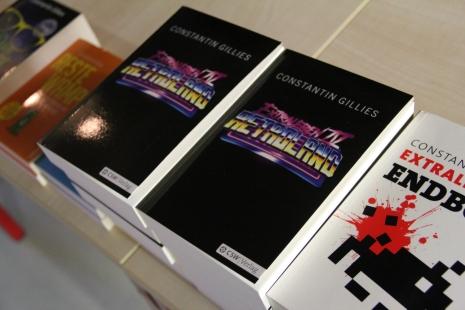Retroland: im Buchhandel und in eurer Stadtbib.