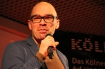 Andreas Laurenz Maier, der Moderator des Kölner Science Slam