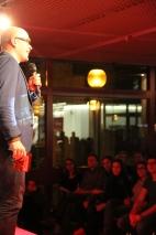 Andreas und sein Publikum