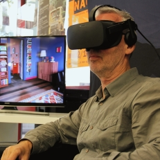 Ein Blick in den IKEA VR Showroom