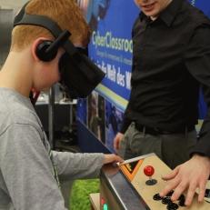 Daniel Korgel erklärt seine VR-Pincade