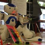 Makerspace, Workshops, Elektronik und Robotik: nur ein paar Beispiele von dem was die Stadtbibliothek euch zu bieten hat.