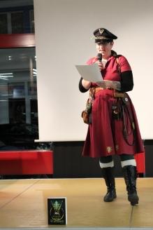 Anja Bagus, Autorin der Aetherwelt-Romane