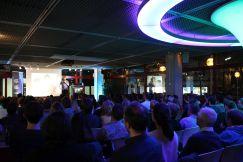 Nachhaltigkeit kam im Publikum gut an ©Stadtbibliothek Köln