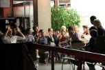 Diskussion vor dem Voting ©Stadtbibliothek Köln