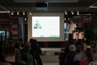 Vortrag über Dunkle Energie und das deutsche Röntgenteleskop eROSITA